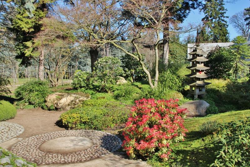 Le jardin japonais d 39 albert kahn my little road for Albert kahn jardin japonais