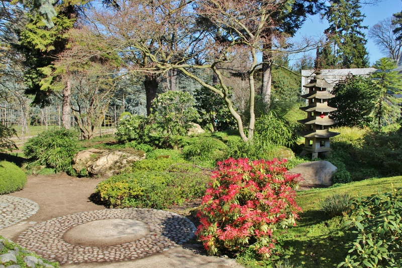 Le jardin japonais d 39 albert kahn my little road - Les jardins albert kahn ...
