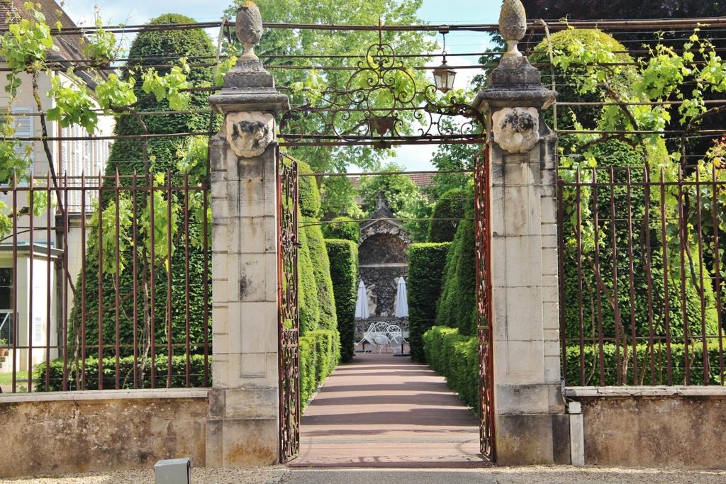Entree Jardin Burgundia My Little Road