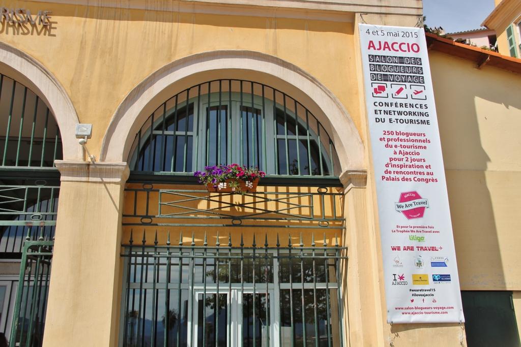 Salon ajaccio corse office tourisme my little road - Ajaccio office de tourisme ...