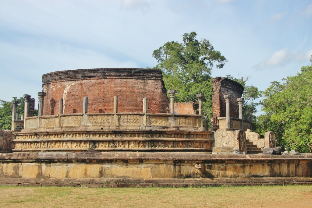 plan-large-temple-rond-polonnaruwa