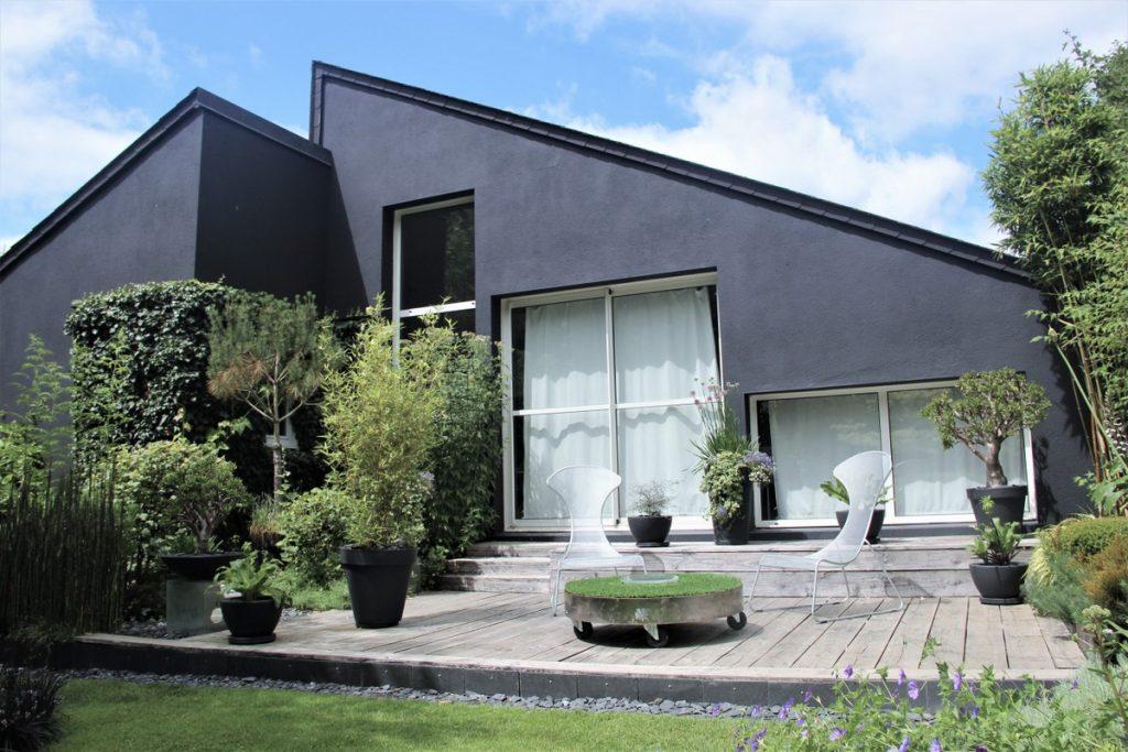 V lo francette tape 2 la suisse normande my little road - Jardin contemporain athis de l orne nantes ...